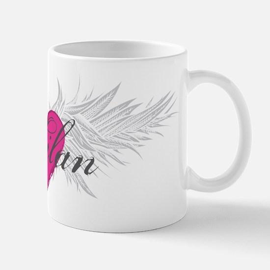 Milan-angel-wings.png Mug