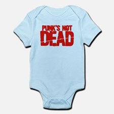 Punk's Not Dead Infant Bodysuit
