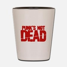 Punk's Not Dead Shot Glass