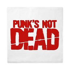 Punk's Not Dead Queen Duvet