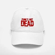 Punk's Not Dead Baseball Baseball Cap