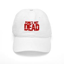 Punk's Not Dead Baseball Cap