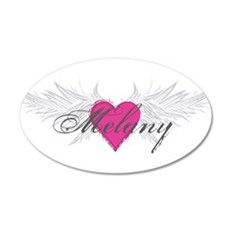 Melany-angel-wings.png Wall Decal