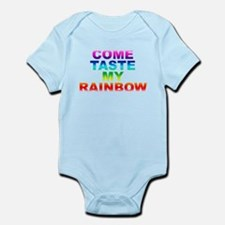 Come Taste My Rainbow Infant Bodysuit