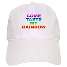 Come Taste My Rainbow Baseball Cap