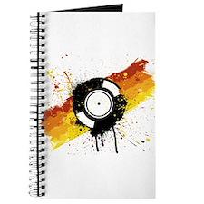 Graffiti DJ Vinyl Journal