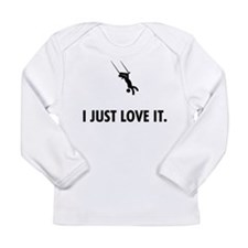Trapeze Long Sleeve Infant T-Shirt