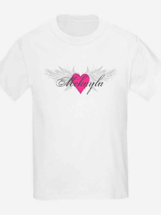 Mckayla-angel-wings.png T-Shirt