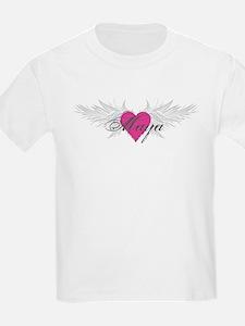 Maya-angel-wings.png T-Shirt