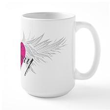 Mary-angel-wings.png Mug