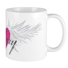 Mary-angel-wings.png Small Mugs