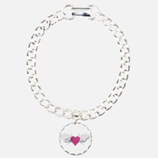 Marisol-angel-wings.png Charm Bracelet, One Charm