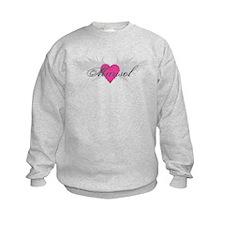 Marisol-angel-wings.png Sweatshirt