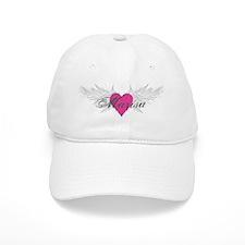 Marisa-angel-wings.png Baseball Cap
