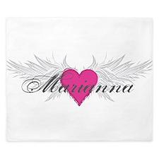 Marianna-angel-wings.png King Duvet