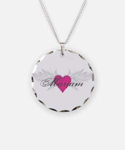 Mariam-angel-wings.png Necklace