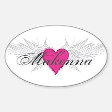 My Sweet Angel Makenna Sticker (Oval)