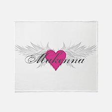 My Sweet Angel Makenna Throw Blanket