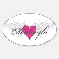 My Sweet Angel Makayla Decal