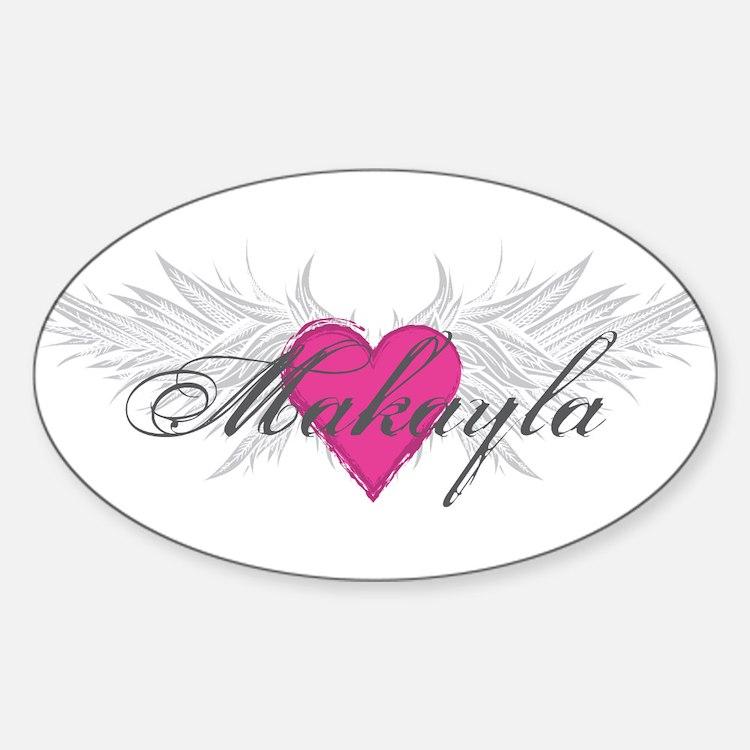 My Sweet Angel Makayla Decal