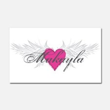 My Sweet Angel Makayla Car Magnet 20 x 12