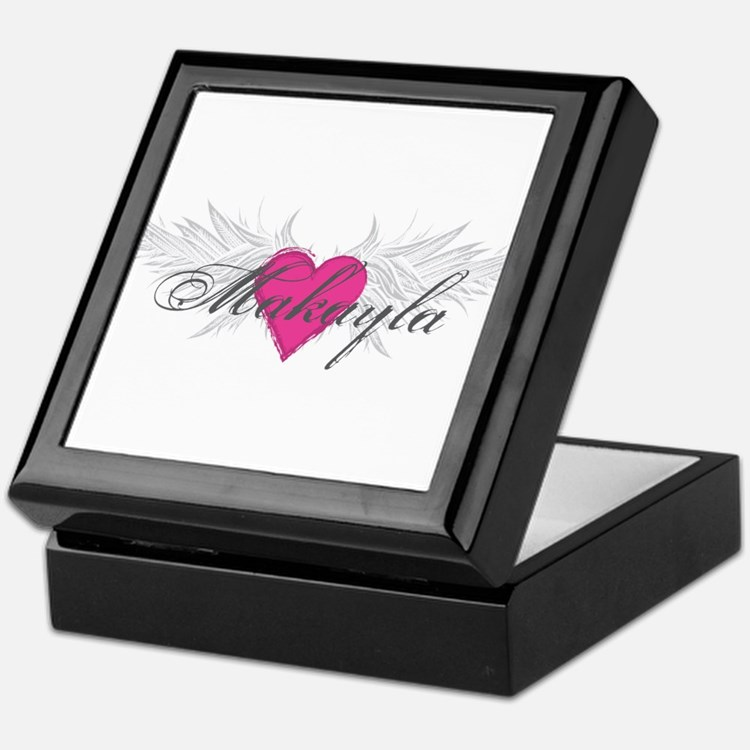 My Sweet Angel Makayla Keepsake Box