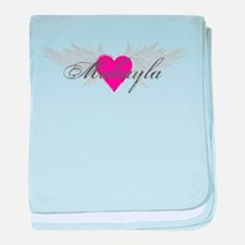 My Sweet Angel Makayla baby blanket