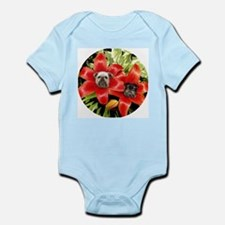Brussels Griffon Lily Infant Bodysuit