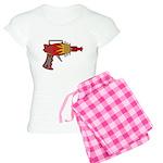 Ray Gun Women's Light Pajamas