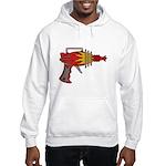 Ray Gun Hooded Sweatshirt