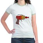 Ray Gun Jr. Ringer T-Shirt