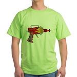 Ray Gun Green T-Shirt