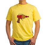 Ray Gun Yellow T-Shirt