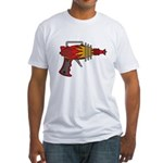 Ray Gun Fitted T-Shirt