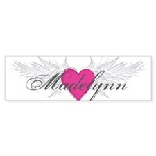 My Sweet Angel Madelynn Bumper Sticker