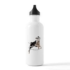 Saluki Water Bottle