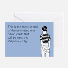 Most Special Card Greeting Card