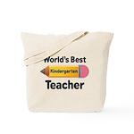 Kindergarten Teacher (Best) Tote Bag