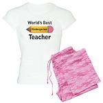 Kindergarten Teacher (Best) Women's Light Pajamas