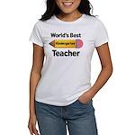 Kindergarten Teacher (Best) Women's T-Shirt
