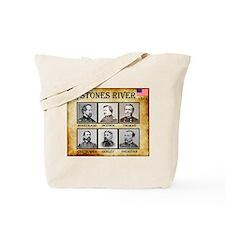 Stones River - Union Tote Bag