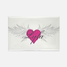 My Sweet Angel Lyla Rectangle Magnet