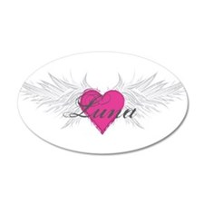 My Sweet Angel Luna Wall Decal
