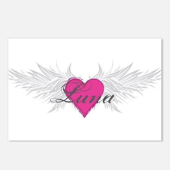 My Sweet Angel Luna Postcards (Package of 8)