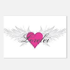 My Sweet Angel Lorelei Postcards (Package of 8)