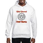 Count Dracula Hooded Sweatshirt