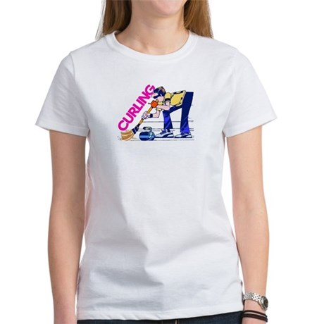 """Sweeper"" Women's T-Shirt"