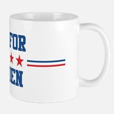 Vote for KAMDEN Small Small Mug