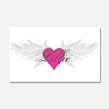 My Sweet Angel Lillie Car Magnet 20 x 12