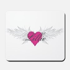 My Sweet Angel Lillie Mousepad